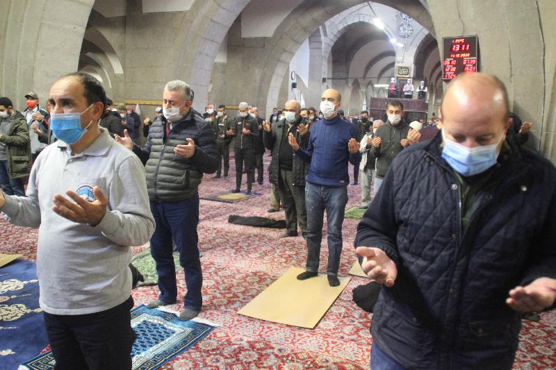 Kayseri'de Yağmur Duası