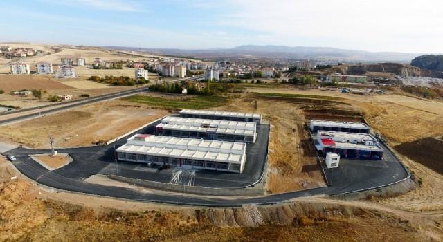 Başkan Özkan Altun: Sanayi sitesi esnafların taşınması için hazır hale geldi