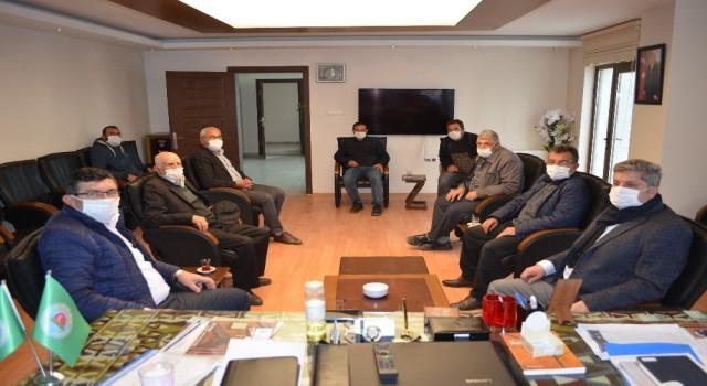 Başkan Özkan Altun: Ziraat odası ile birlikte müşterek hareket ediyoruz