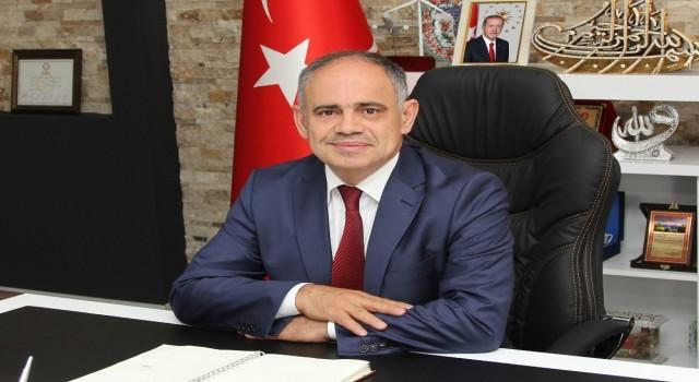 Başkan Öztürkün covid testi pozitif çıktı