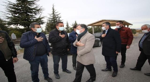 Hacılar Belediye Meclis Üyesi Ömer Pınarın acı günü