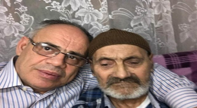 Yahyalı Belediye Başkanı Esat Öztürkün babası vefat etti