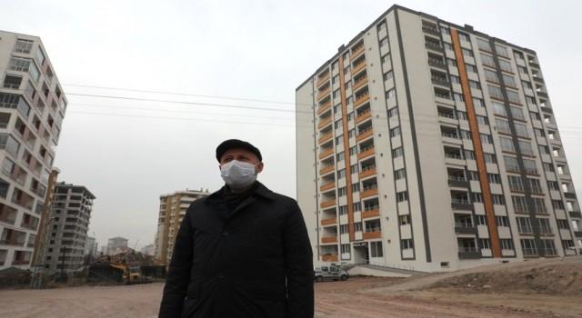 Başkan Çolakbayrakdar, Dönüşümle 825 aile bu kışı sıcacık evlerinde geçiriyor