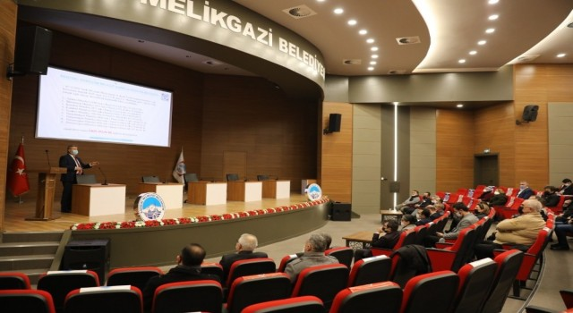 Başkan Palancıoğlu, 2020 yılı hizmetleri hakkında İYİ Parti yönetim kurulu bilgilendirdi