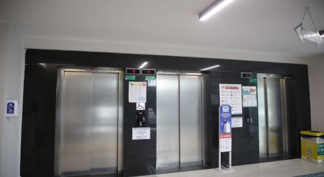 Başkan Palancıoğlu: Asansörlerde sorumluluk sigortası zorunlu