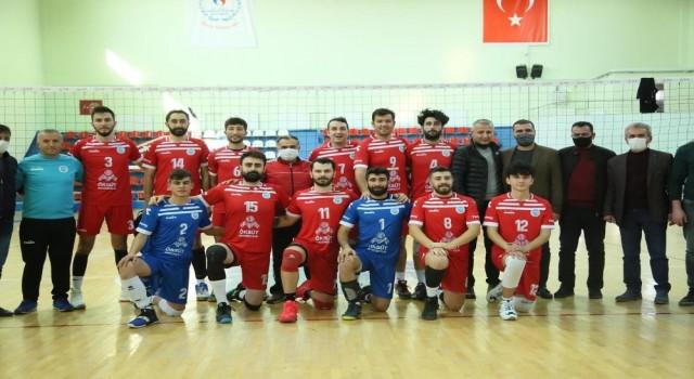 Develi Belediyespor erteleme maçını kazandı
