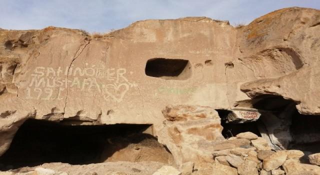 Kapadokyanın doğu kapısı Kiliselik Mevki turizme kazandırılmayı bekliyor