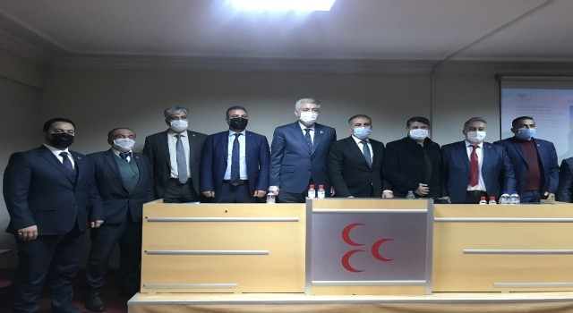 MHPli Sarız Belediyesinden 2020 değerlendirmesi