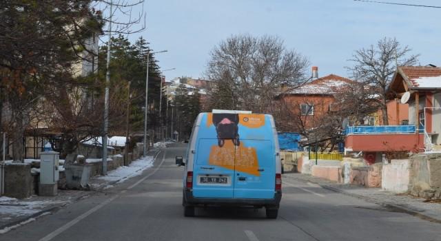 Patili Dostlar Ambulansı Bünyanda yollarda
