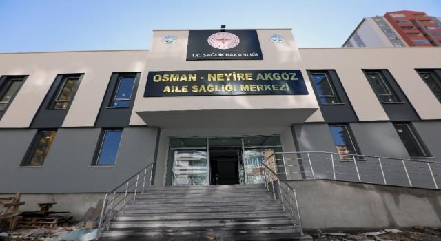 Talas Osman-Nevriye ASM açılış için gün sayıyor