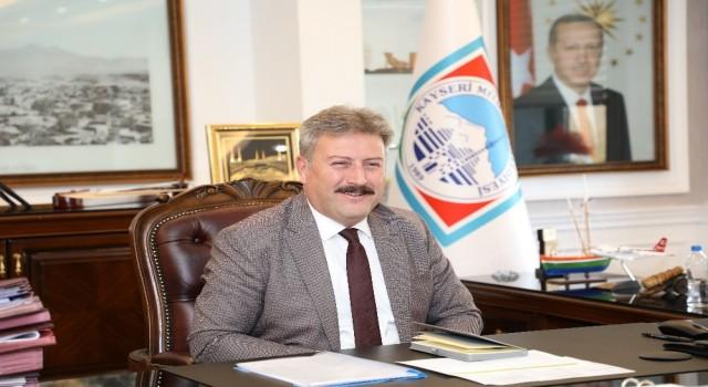 """Başkan Palancıoğlu: """"Engir Gölü sazlıkları ve kuş cenneti koruma altında"""""""