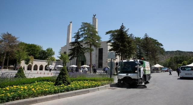 Büyükşehir, Kurban Bayramında tam kadro sahada