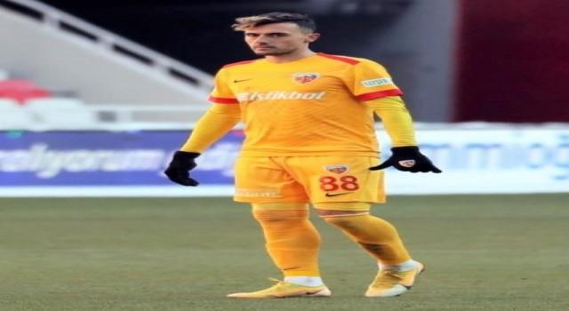 Kayserisporlu Gustavo Campanharo: Kısa sürede takıma katılacağım