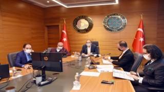 Başkan Gülsoy: Salgın olmasaydı Kayseri ihracatta 3 milyar doları zorlardı
