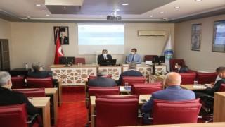 Develide KASKİ yatırım değerlendirme toplantısı yapıldı