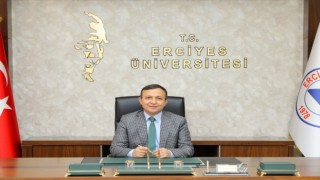 ERÜ Rektörü Prof. Dr. Mustafa Çalışın Yeni Yıl Mesajı