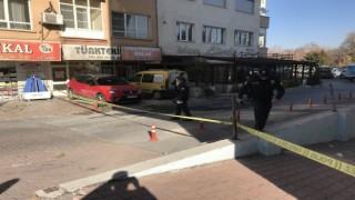 Kayseride otopark yüzünden çıkan silahlı kavgada 2 kişi yaralandı