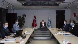 Erciyes Yüksek İrtifa Kamp Merkezi için yatırım toplantısı