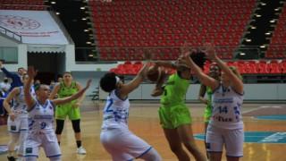 EuroCup Women: KSC Szekszard: 66 - Saint-Amand Hainaut Basket: 53