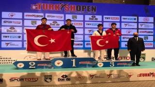 Kayserili taekwondocular 8. Uluslararası Türkiye Açık Taekwondo turnuvasından 9 Madalya İle Döndü