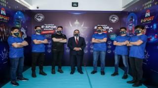 Talasta bir ilk daha; Kayserinin ilk lisanslı e-spor kulübü