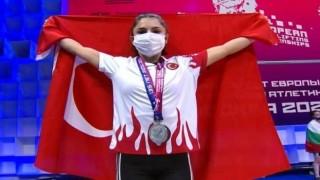 Melisa Güneş Avrupa üçüncüsü oldu