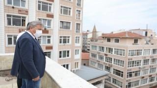 Melikgaziden şehrin merkezine yeni bir sosyal tesis