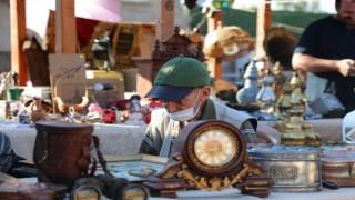 Antika Pazarına yoğun ilgi