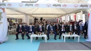 Başkan Büyükkılıç, Anadolunun Özü Ahilik Sanat Sergisini açtı