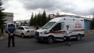 Kayseride silahlı çatışma: 2 yaralı