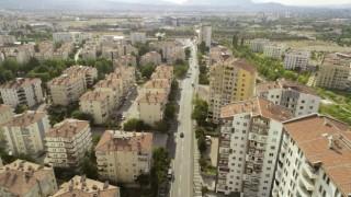 Yenilenen Çimenli Caddesi Talasa fark kattı