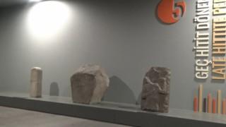 2 bin 800 yıllık Hisarcık Anıtı 5 aydır Kayseri'deki müzede sergileniyor