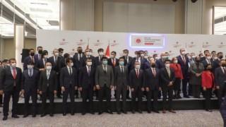 """Adalet Bakanı Gül: """"Yargıda Gereken Alanların Yürürlüğe Gireceğine İnanıyoruz"""""""