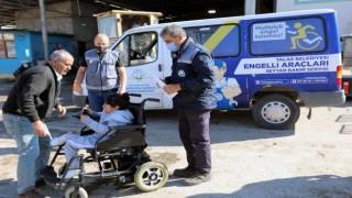 'Engelli Araçları Bakım Onarım Ünitesi hayatı kolaylaştırıyor