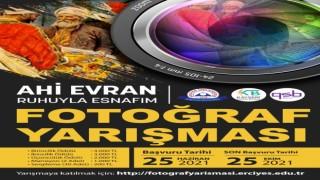 ERÜ'nün Fotoğraf Yarışması Devam Ediyor