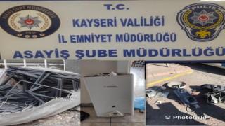İş Yerlerinde Hırsızlık Yapan 2 Kişi Tutuklandı
