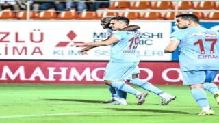 Kayserispor, Alanyaspor'a 6 Golle Boyun Eğdi