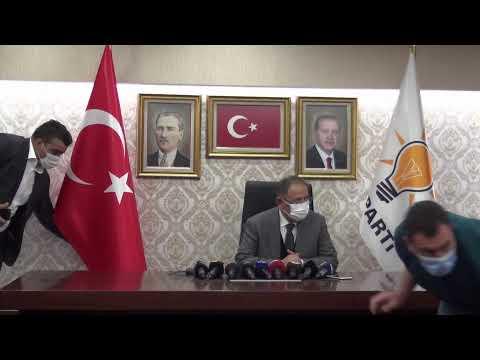 Ak Parti Genel Başkan Yrd., Yerel Yönetimler Başkanı ve Kayseri Milletvekili Sayın Mehmet ÖZHASEKİ